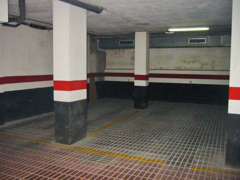 alquiler plaza de garaje